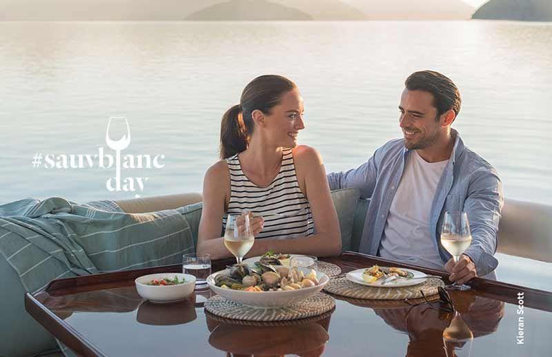 Vinexus Sauvignon Blanc Day genießen